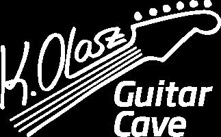 Kevin Olasz' Guitar Cave | Gitarrenunterricht Bonn